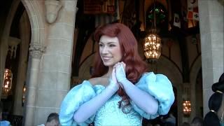 Ariel at Cinderella