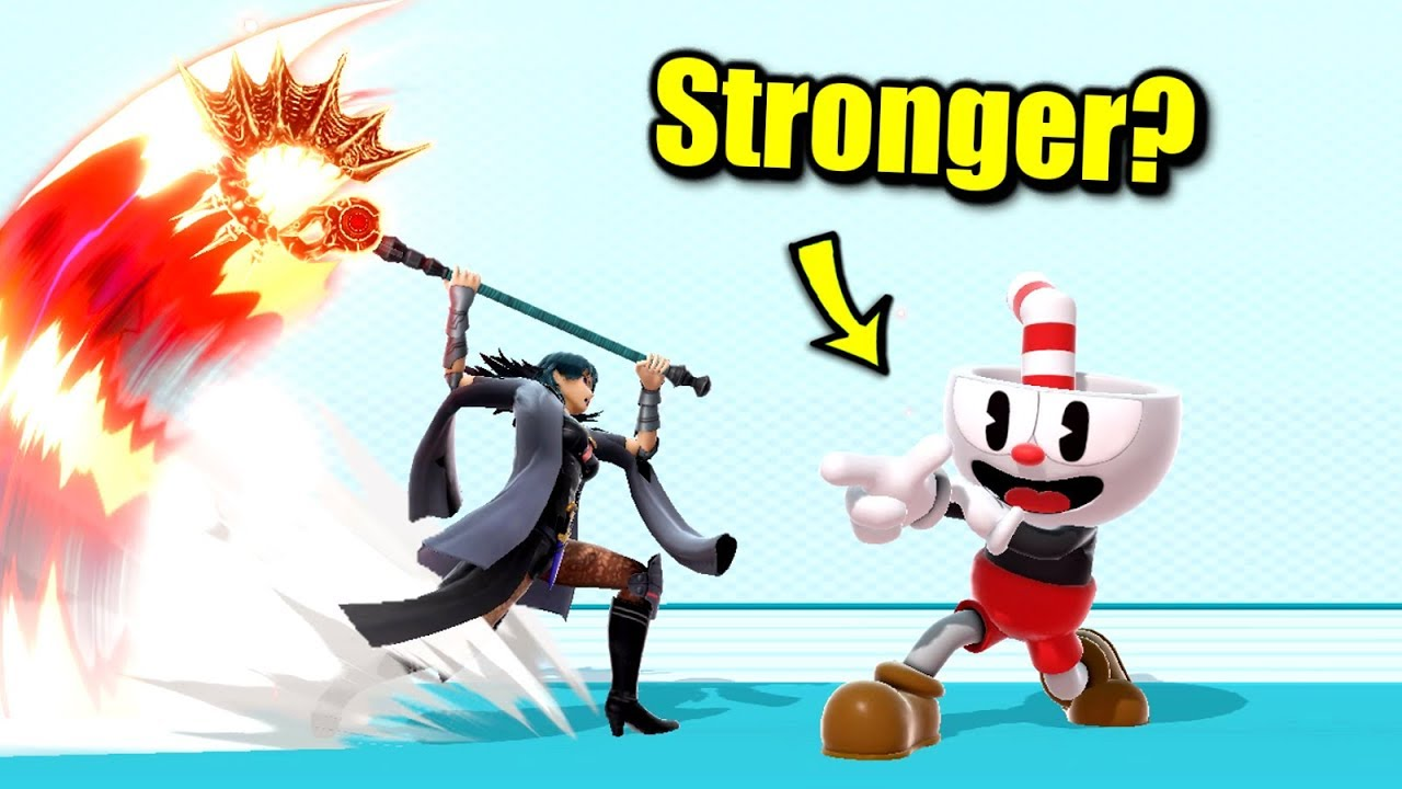 Who is Stronger than Byleth's Down B in Super Smash Bros. Ultimate? thumbnail