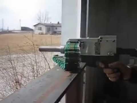 Atchisson Assault Shotgun