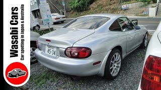 RARE, Factory-built: 2004 Mazda Roadster Coupe, Type S - Sports Model (MX-5 / Miata - NB8C)