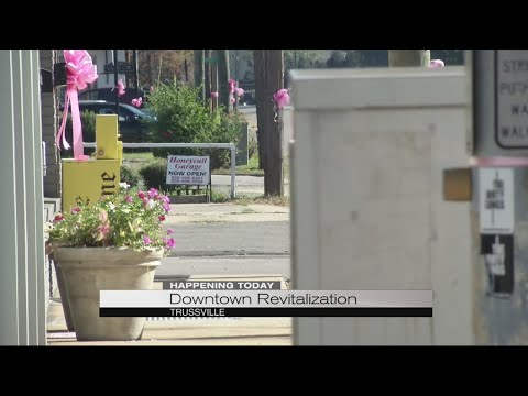 Trussville mayor to unveil big plans for city's downtown