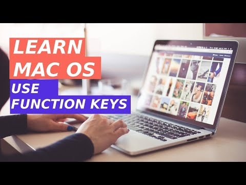 How To Use (turn On) Function Keys In Mac Os