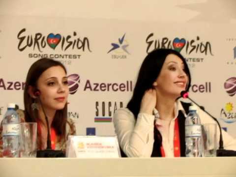 ESCKAZ live in Baku: Macedonia Press Conference Part 2
