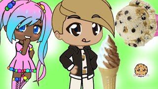 Clothing Makeover Gacha Club Ice Cream Outfit Photoshop Edit Video Gacha Life