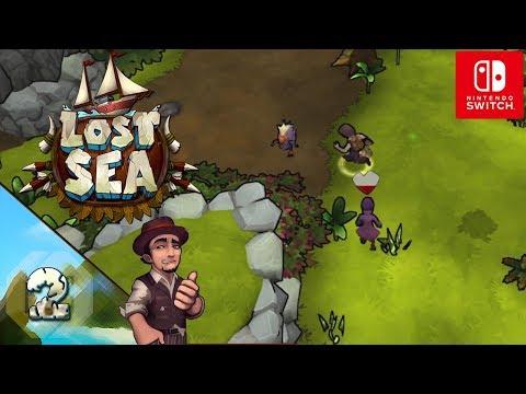 Lost Sea Let's Play ★ 2 ★ Die Zweite Insel ★ Switch Edition ★ Deutsch