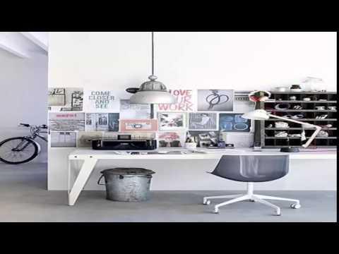 مكاتب منزلية بسيطة