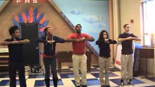 *ADIDAS GANG* -- S & D STEP COMPETITION 2011 (Per. 1)