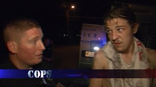 Meth and a Little Sugar, Corporal Rob Welsh, COPS TV SHOW