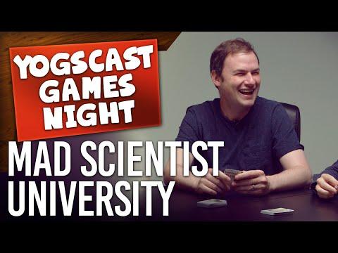 CENSORED - Mad Scientist University (Games Night)