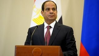 LIVE: Merkel and el-Sisi hold press conference in Berlin