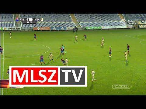 Vasas FC - Videoton FC | 3-1 | (2-1) | OTP Bank Liga | 9. forduló | MLSZTV