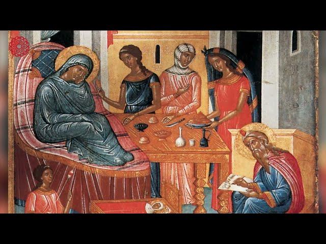 Тропар Рођењa Светог Јована Претече - Ивањдан