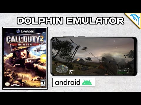 Call Of Duty 2: Big Red One | Dolphin MOD 11824 (Android)