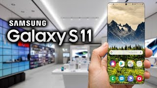 SAMSUNG GALAXY S11 - The Feature You