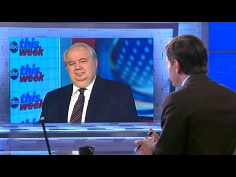 'This Week': Russian Ambassador Sergey Kislyak