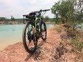 Xe đạp gắn máy -gắn tiêu giảm thanh - Racing Motorized Bicycle