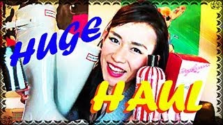 HUGE Haul ♥ Christmas, Sale Shopping & More Thumbnail