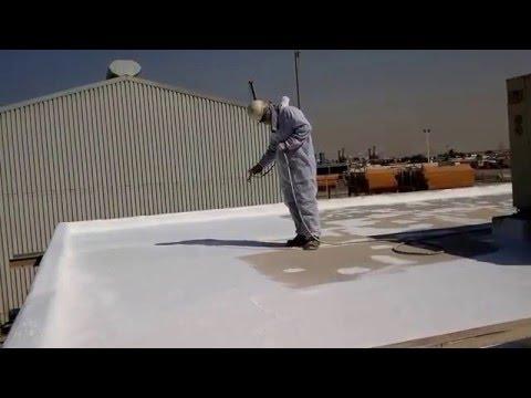 U.A.E.  Oil and Gas Temp Coat 101 Roofs