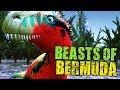 Beasts of Bermuda - RAPTOR PACK SCENT HUNTING! - Beasts of Bermuda Gameplay