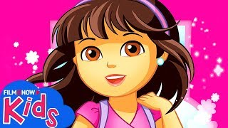 DORA AND FRIENDS | La Sigla di Dora - Serie Animata Nick Jr.