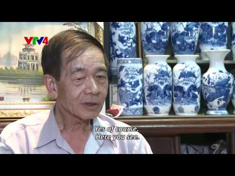 Hanoi Chronicle - Episode 10: Woodturning in To Tich street