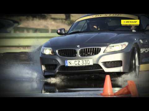 Dunlop SportMaxx RT Tyre Launch At Ascari