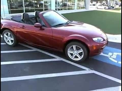 2007 Mazda Mx 5 Miata Convertible San Antonio Tx