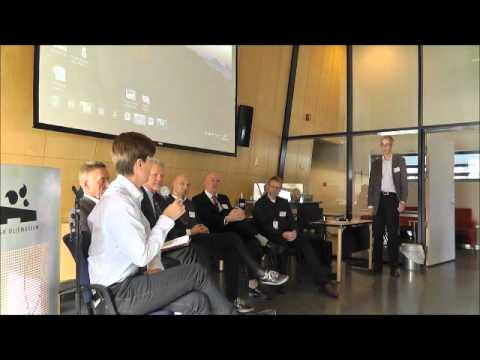 People and the digital oilfield, Panel Discussion #1