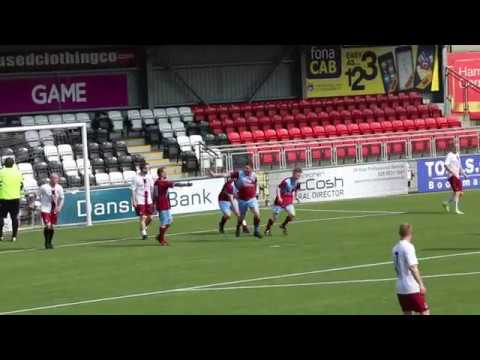 Harry Corry Charity Match Highlights 2018