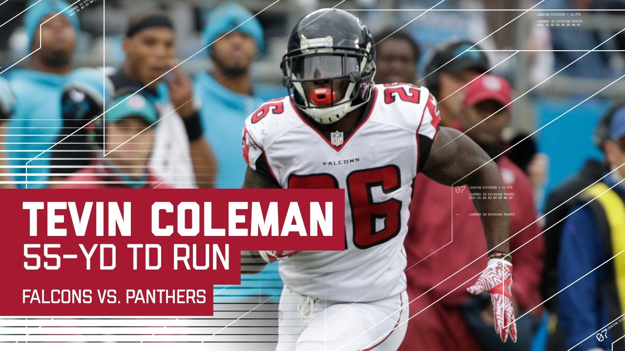Tevin Coleman Converts 3rd & 21 & Pulls f Unbelievable 55 Yard