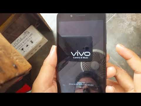 Vivo 1606(Y53) Hard reset Remove Pattern Lock Factory Reset by