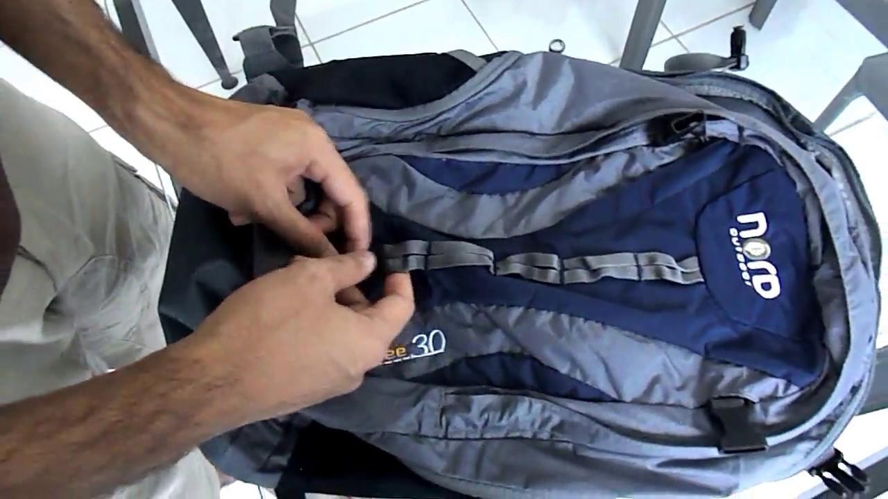 8b06bcb9d REVIEW - Mochila Nord Outdoor - TB1218 Free 25 L - YouTube