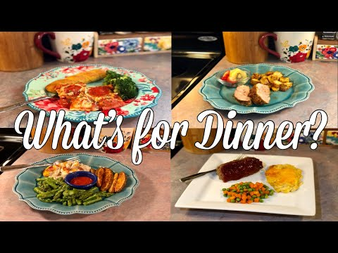 What's for Dinner| Budget Friendly Family Meal Ideas| August 2020
