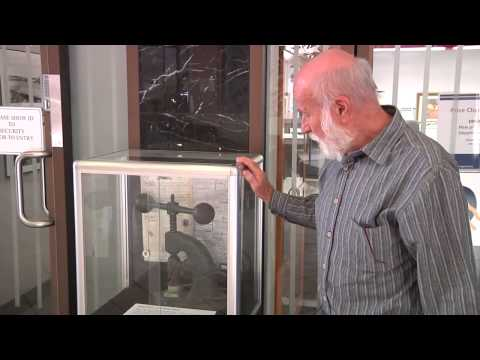 Seal of the Registrar of Titles - Land Museum video tour