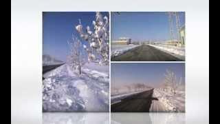 Karasenir ve Kış (Kozaklı - Nevşehir)