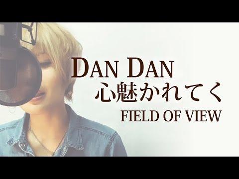 【097】DAN DAN 心魅かれてく/FIELD OF VIEW (アニメ『ドラゴンボール』主題歌 Full/歌詞付き) Covered By SKYzART