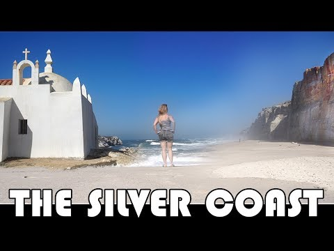 🏖️BEACH HOPPING THE SILVER COAST OF PORTUGAL🌊 FAMILY DAILY VLOG