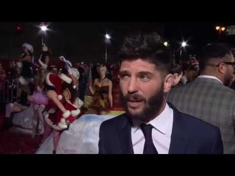 The Night Before: Director Jonathan Levine LA Red Carpet Premiere Interview Mp3