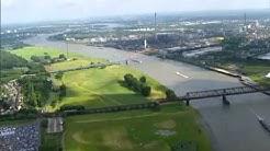 Der Rhein von Koblenz bis zur Nordsee 2013