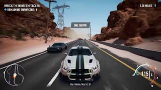 Need For Speed Payback   Highway Heist but the Regera is swapped to the MacAttack Truck