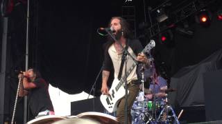 Pop Evil - Hero live in Jackson, MI 08/09/15