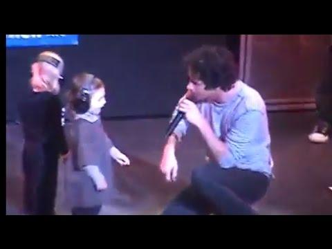 Chris Cornell & his kids - Hunger Strike