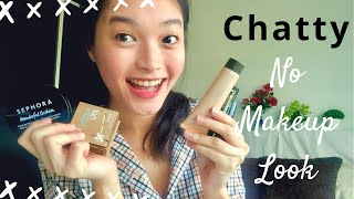 No Makeup Look | No Brush Set Required | Simple Easy Everyday Makeup For Students | Kem's World