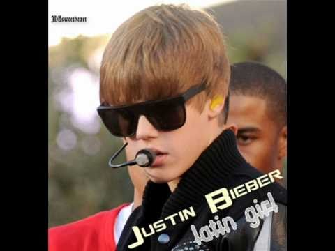 Justin Bieber - Latin Girl  [HQ]  (LYRICS + DOWNLOAD)
