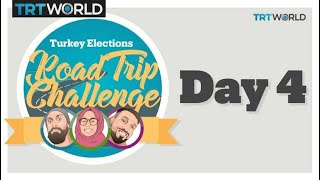 Turkey - Elections Road Trip: Local Dance Challenge (Episode 4)