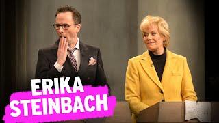 Chez Krömer vom 09.03.2020 mit Erika