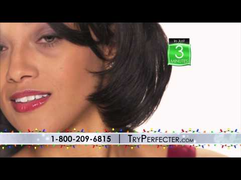 Perfecter Fusion Styler 15 Sec.Holiday  Commercial On YouTube