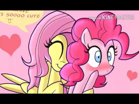 Pinkie Pie X Fluttersh...