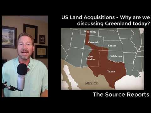 US Land Acquisitions - Why Greenland?