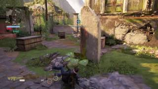 Uncharted 4 Multiplayer: 40:11 w/ Rafe Adler